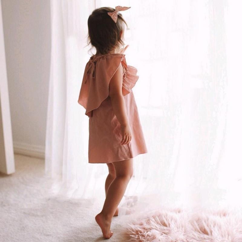 فستان من قطعة واحدة